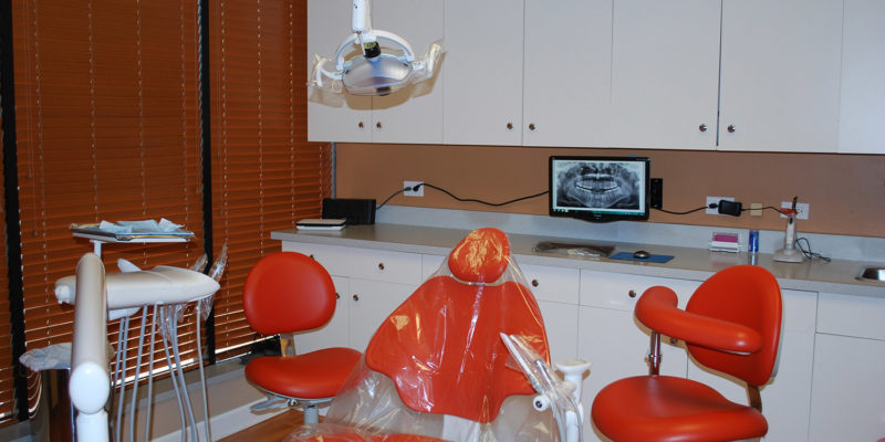 3020 dental office treatment room